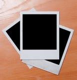 Polaroids Royalty Free Stock Image