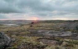 Polarregion Stockfotografie