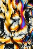 polaryzujący lodowy światło Zdjęcia Royalty Free