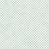 Polca pequena verde e branca Dots Pattern Repeat Background da luz - fotografia de stock royalty free