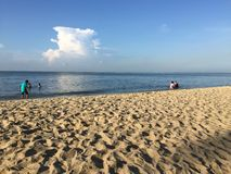 Polda beach royalty free stock photo