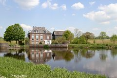 The Polder Huis Royalty Free Stock Photo