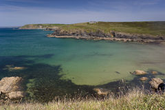 Poldhu Cove Royalty Free Stock Images