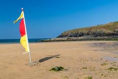 Poldhu Cove Cornwall England Stock Photography