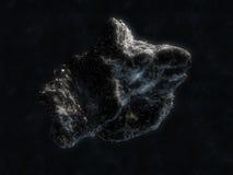 pole asteroid Zdjęcia Stock