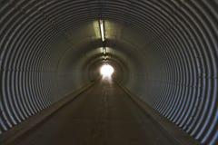 pole bramkowe tunel fotografia royalty free