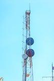 Pole Communication Royalty Free Stock Photos