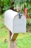 pole 3 d przedmiot odizolowane pocztę Obrazy Stock