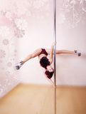 Pole-dance Stock Photos