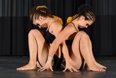 POLE DANCE  ART CHAMPIONSHIP Stock Image