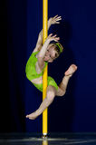 POLE DANCE  CHAMPIONSHIP - Baby Royalty Free Stock Photography