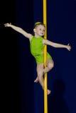 POLE DANCE  CHAMPIONSHIP - Baby Stock Photo