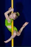 POLE DANCE  CHAMPIONSHIP - Baby Royalty Free Stock Photo