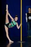 POLE DANCE  CHAMPIONSHIP - Junior Stock Images