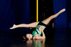 POLE DANCE  CHAMPIONSHIP - Junior Stock Photos