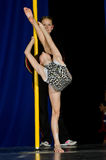 POLE DANCE  CHAMPIONSHIP - Junior Royalty Free Stock Image