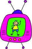 pole dzieciaku ilustracji