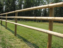 Pole Fence Stock Photos