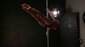 Pole Fitness Stock Photos