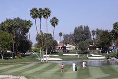 Pole golfowe przy ANA inspiraci golfa turniejem 2015 Obraz Stock