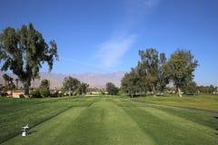 Pole golfowe przy ANA inspiraci golfa turniejem 2015 Zdjęcie Stock