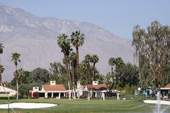 Pole golfowe przy ANA inspiraci golfa turniejem 2015 Zdjęcia Royalty Free
