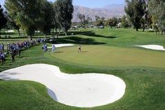 Pole golfowe przy ANA inspiraci golfa turniejem 2015 Obraz Royalty Free
