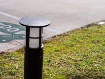 Pole-Lampe Stockfoto