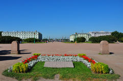 Pole Mars w St Petersburg Zdjęcie Stock
