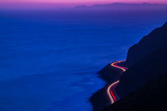 Pole Position on PCH. royalty free stock image