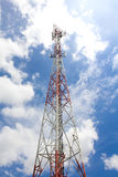 Pole Towerr Royaltyfri Fotografi