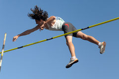 Pole-vault Stock Images