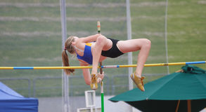 Pole Vault Stock Images