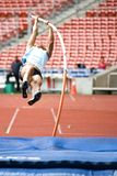 Pole Vault Stock Image