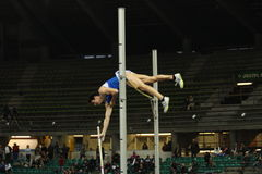 Pole vaulting Stock Images