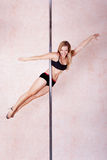 Poledance Stock Photography