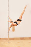 Poledance figure Stock Photos