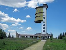Polednik Tower Stock Photo