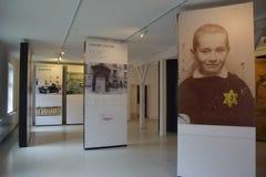 Polen, Auschwitz-Concentratiekamp Royalty-vrije Stock Foto