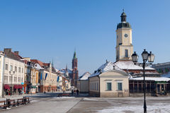 Polen. Bialystok. Lizenzfreie Stockfotos