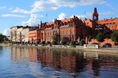 Polen - Bydgoszcz Stockbilder