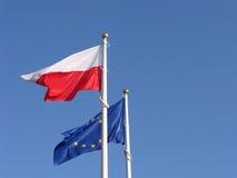 Polen in Europa Stock Foto's