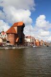 Polen - Gdansk Arkivbilder