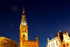Polen Gdansk royaltyfri foto