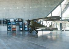POLEN - JULI 2015: Ausstellungsfläche in stockfotos