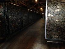 Polen-Konzentrationslager Lizenzfreies Stockbild