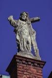 Polen, Krakau 31 Juli, 2017 Parochie en Heiligdom van Onze Dame Royalty-vrije Stock Afbeeldingen