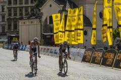 Polen-Rundfahrt 2014 Lizenzfreie Stockfotos