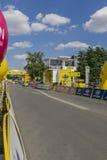Polen-Rundfahrt 2017 Stockbilder
