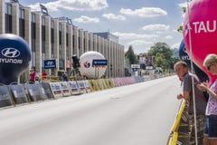Polen-Rundfahrt 2017 Lizenzfreie Stockfotografie